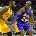 Astro da NBA (direita da foto) morreu neste domingo - Foto: USA Today Sports/Reuters